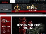 Bodog Poker Website